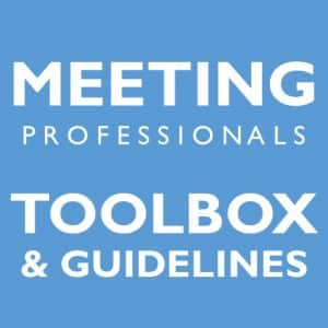 meeting toolbox guidelines
