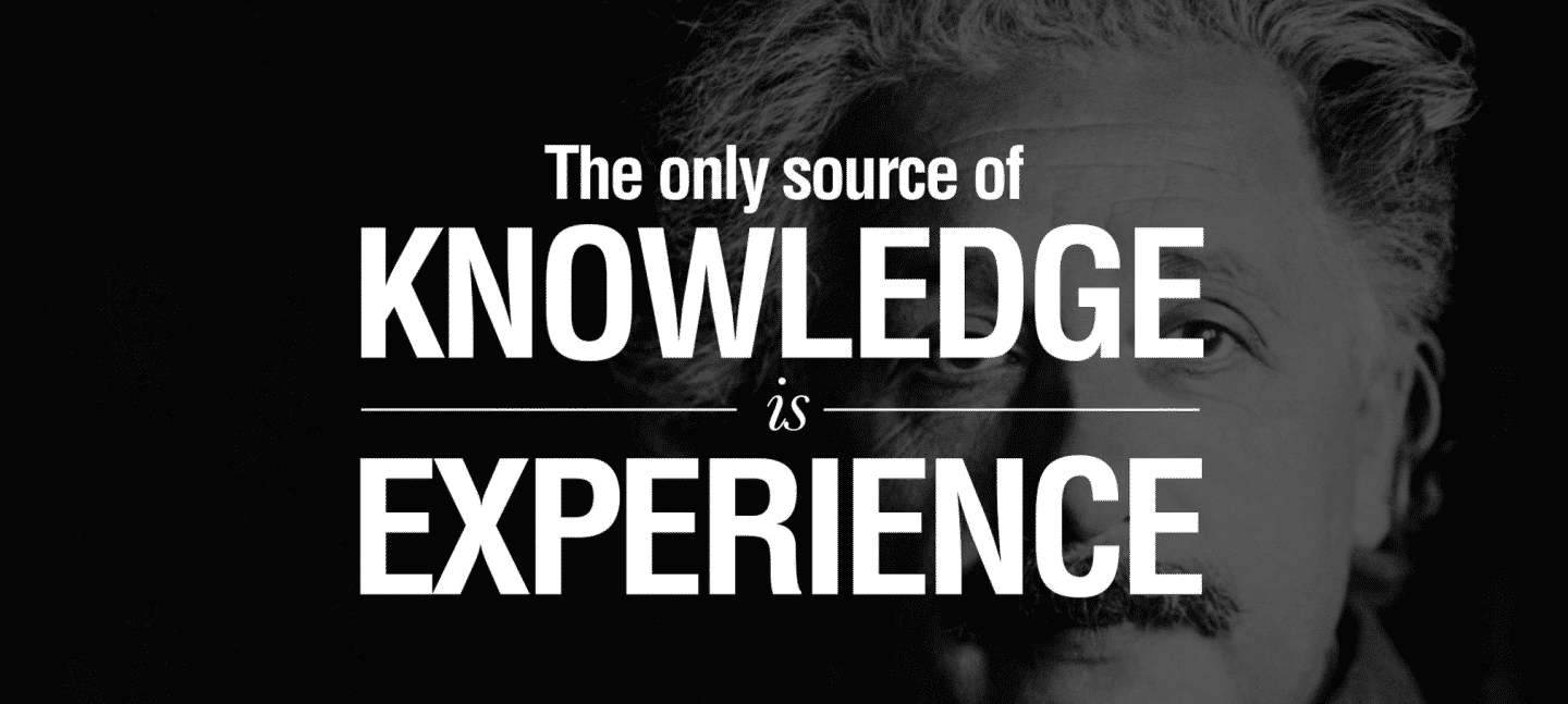 knowledge experience